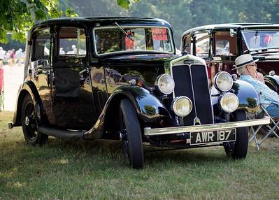 1935 Lanchester LA 10