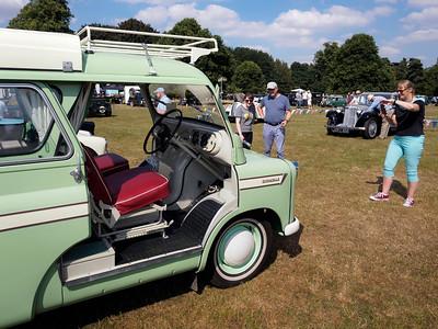 1962 Bedford CA Dormobile