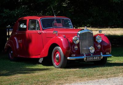 1955 Bentley Mk VI