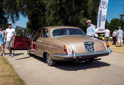 1965 Jaguar Mark X 4.2