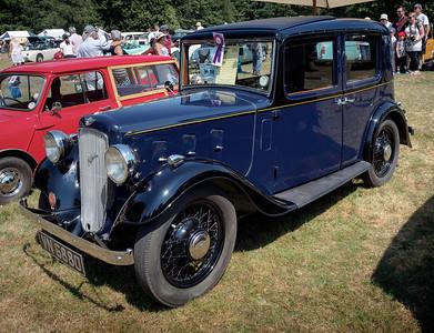 1934 Austin Ten Lichfield