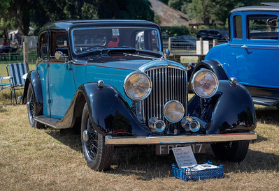 1936 Bentley 4¼ Litre Sports Saloon