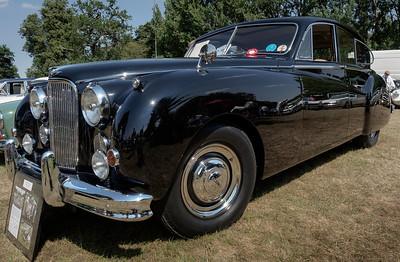 1955 Jaguar Mark VII 3.4