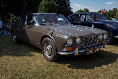1970 Jaguar XJ6 2.8