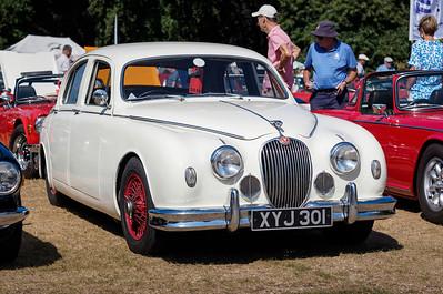 1957 Jaguar 3.4 Litre (Mark 1)
