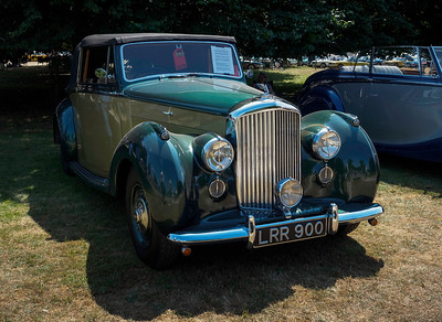 1950 Bentley Mk VI Drophead Coupé