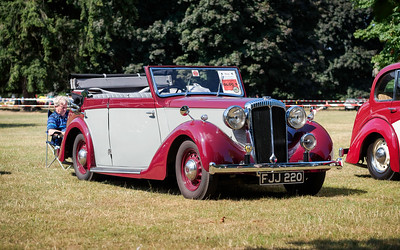 1939 Daimler DB18 Cabriolet