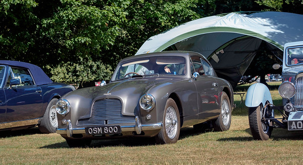1954 Aston Martin DB2/4