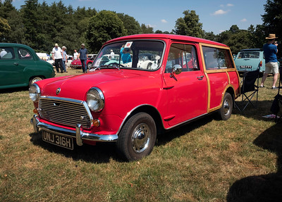 1969 Austin Mini Countryman