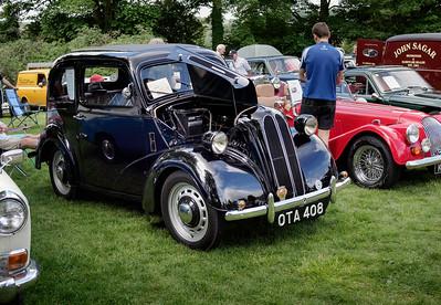 1952 Ford Anglia