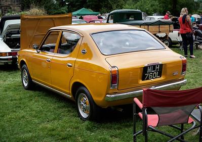 1972 Datsun 100A