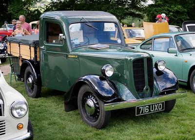 1949 Jowett Bradford 'Lorry'