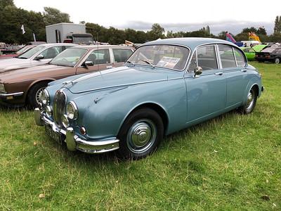 1961 Jaguar Mark 2 2.4