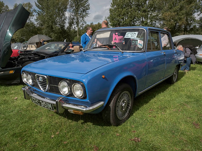 1973 Alfa Romeo 2000 Berlina Injection