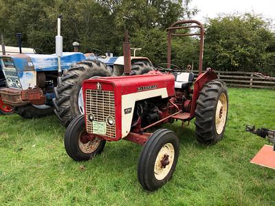 McCormick International 434 Diesel Tractor