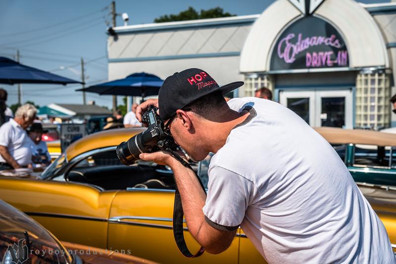 Dan Podobinski from Dan's Hot Rod Photo