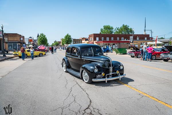 2018 Emporia Flatland Cruisers Car Show