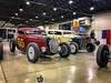 Later Wednesday evening I went to the show to help my friends from the Hot Rod Hill Climb set up for their part of the Rolling Bones display in Building 6 at the Pomona Fairgrounds.
