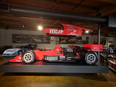 Canepa Museum - Scotts Valley, CA - 12 Oct. '18