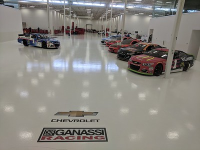Chip Ganassi Racing - Concord, NC - 28 Sept. '18