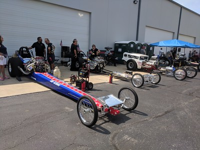 Don Schumacher Racing Open House - Brownsburg, IN - 31 Aug. '18