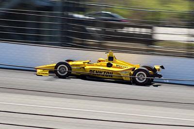 Indycar Testing - Indianapolis Motor Speedway - 30 Apr. '18
