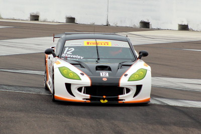 Pirelli World Challenge GTS Sat. Race - St. Petersburg, FL - 10 Mar. '18