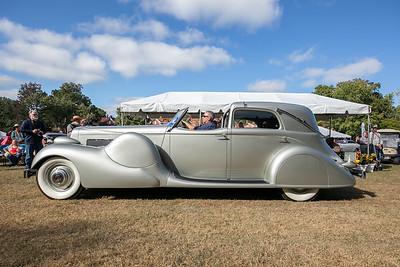 1935 Duesenberg SJ Town Car-3