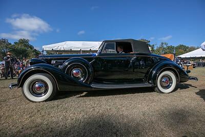 1937 Packard 1507 Twelve Coupe Roadster-2