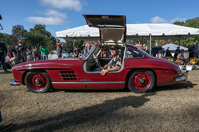 1954 Mercedes Benz 300SL Coupe-3 Best of Show