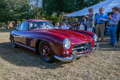 1954 Mercedes Benz 300SL Coup - Best of Show