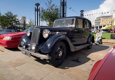 1939 Armstrong-Siddeley 16 HP Coach Saloon