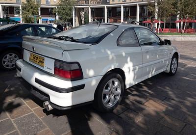 1993 Rover 220 Coupé Turbo