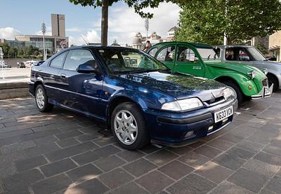 1992 Rover 220 Coupé