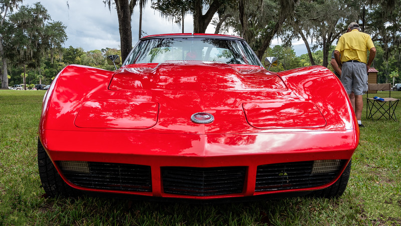 1973 Corvette Stingray Coupe