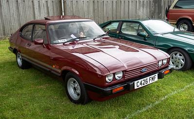1986 Ford Capri Laser 2.0