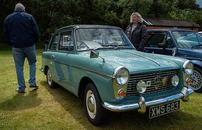 1961 Austin A40 'Farina'