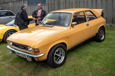 1977 Austin Allegro 1100 Deluxe
