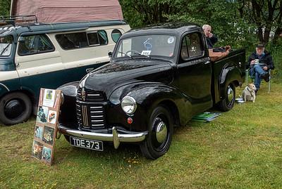 1954 Austin A40 Pickup