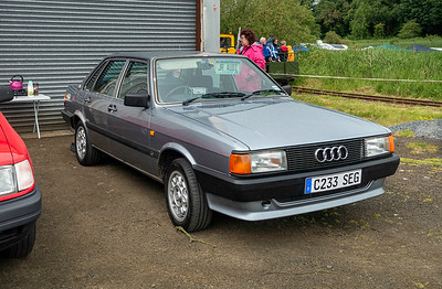 1986 Audi 80 1.6 CL