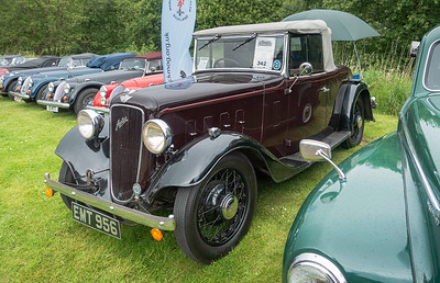 1936 Austin 12/4 Eton Roadster