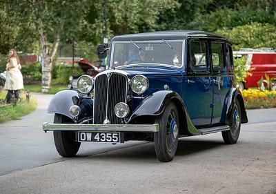 1934 Rover 12