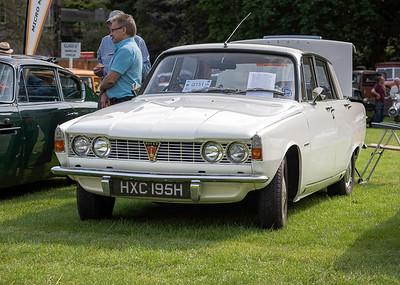 1969 Rover 2000