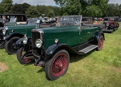 1930 Alvis 12/50