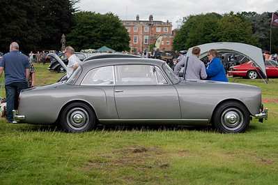 1964 Alvis TE 21