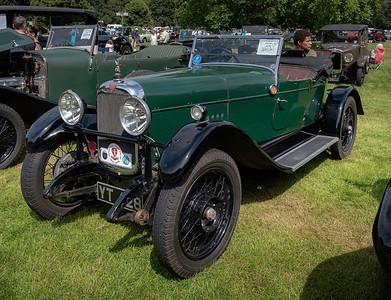 1929 Alvis SD 12/50 Sports