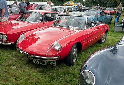 1968 Alfa Romeo Spider 1600