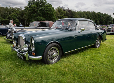 1966 Alvis TF 21 Fisherman's Coupé