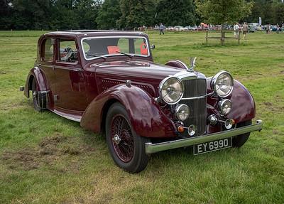 1939 Alvis 4.3-Litre