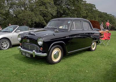 1955 Austin A50 Cambridge